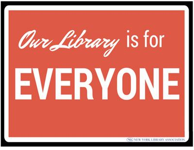 Library is for everyone