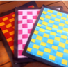 Paper weaving color